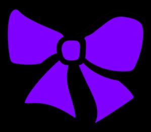 Hair clipart purple Bow Purple Clipart Cheer Clipart