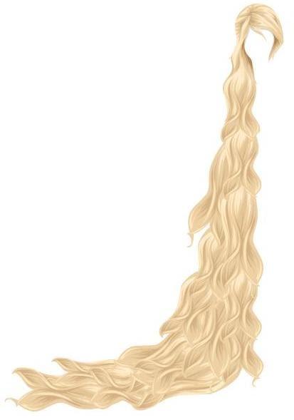 Hair clipart rapunzel Dressed Stardoll's Rapunzel  Freebie