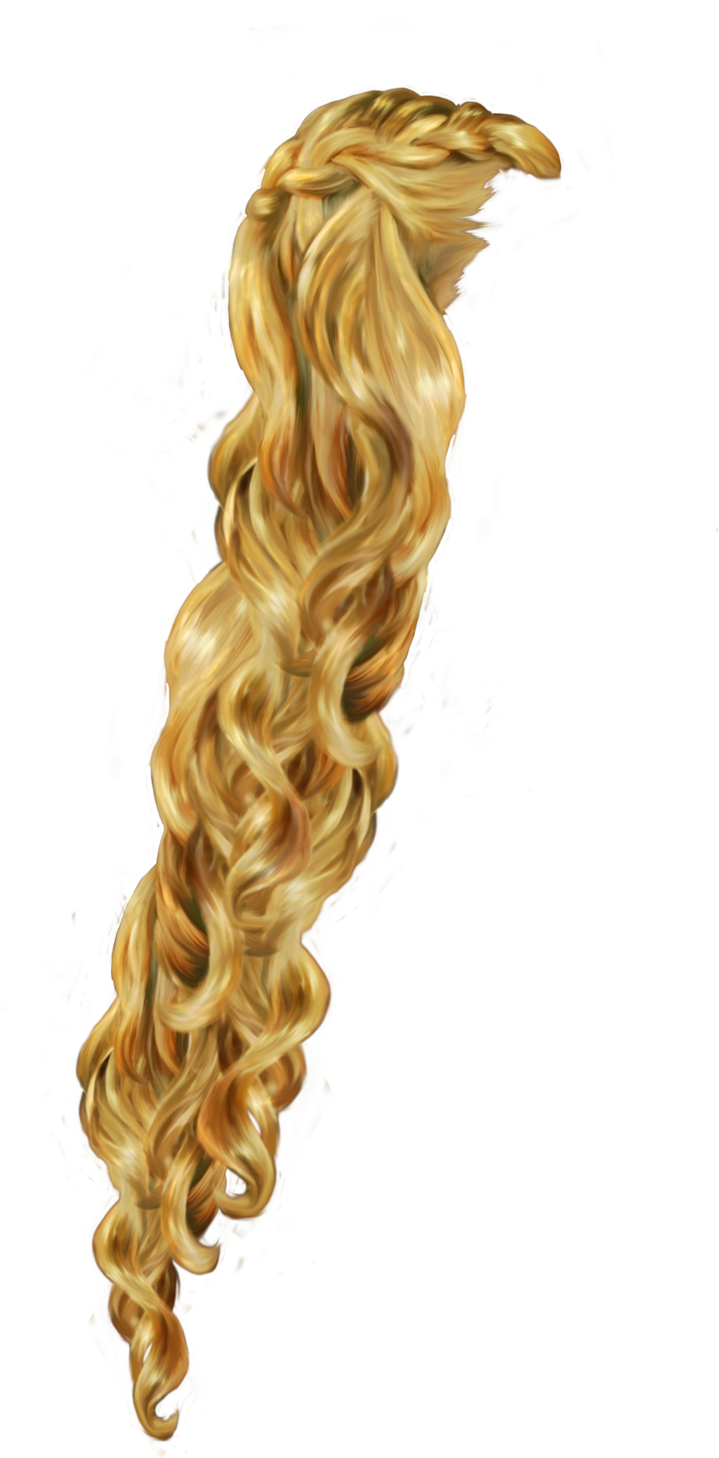 Hair clipart rapunzel On by 649 by