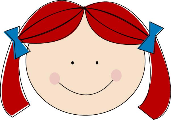 Hair clipart red head Mormon Girl girl4 } redhead
