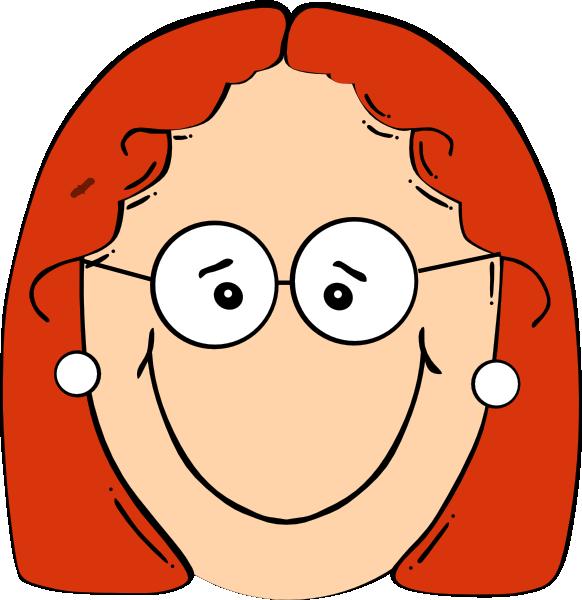 Hair clipart red head #8 Redhead Redhead drawings clipart