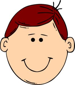 Hair clipart red head Clip best on Redhead 41
