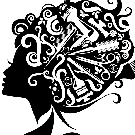 Hair clipart salon spa Clip Art Clip Salon Hair