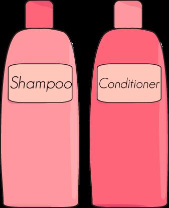 Hair clipart shampoo Art art Clip Pinterest Conditioner