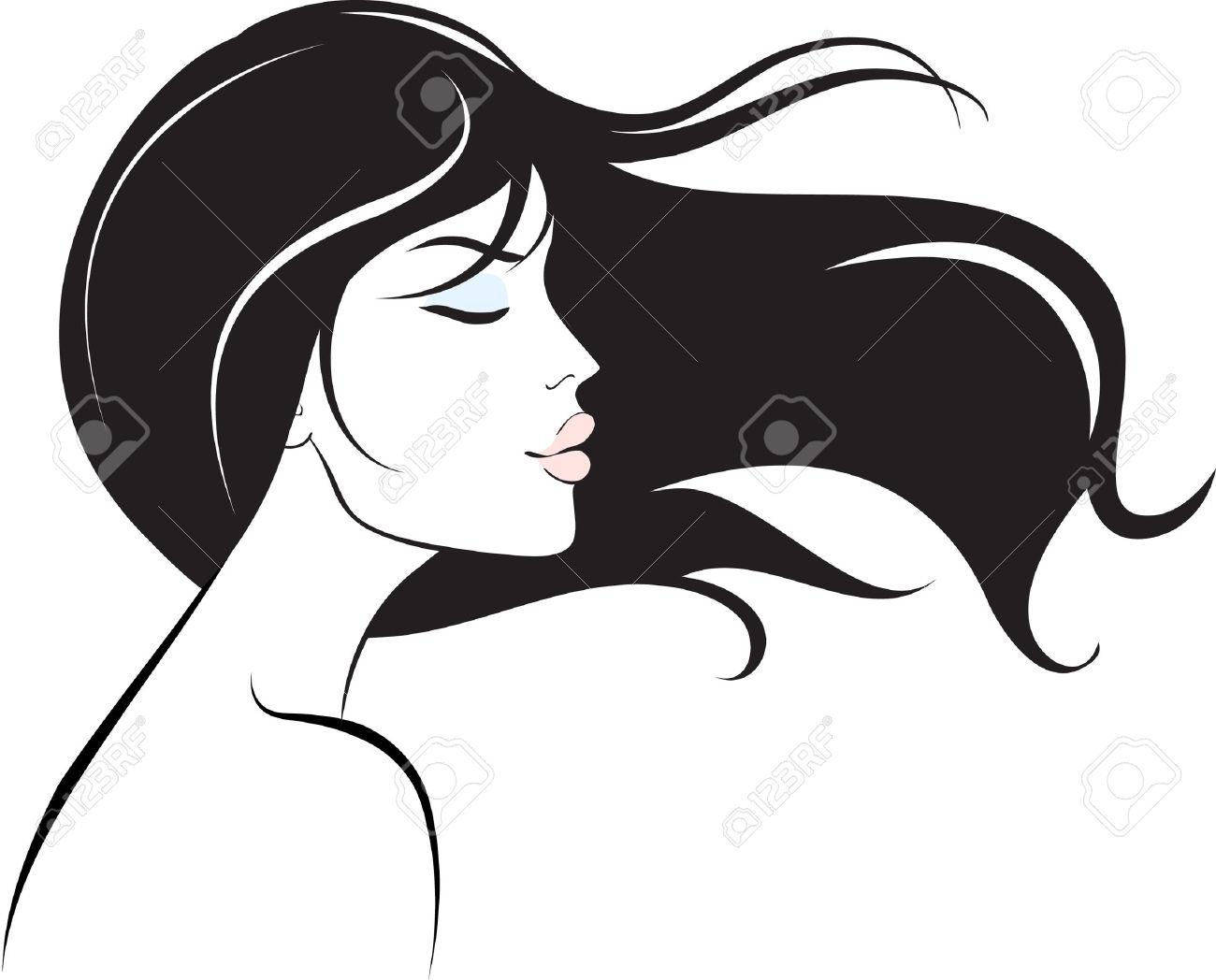 Hair clipart shampoo Art — #4719 Clipart Hair