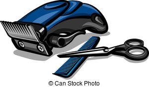 Hair clipart shaver  shaving  hairclipper shaving