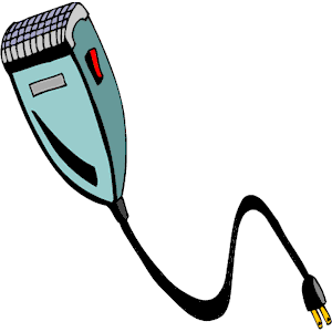 Hair clipart shaver  Collection Barber Clipper Art