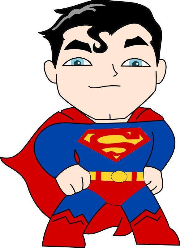 Superman clipart cute #196 Tiny Superman Superman Clipart