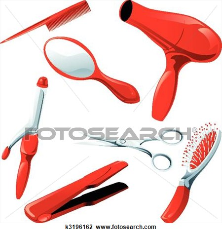 Hair clipart tool Clipart Panda Clipart styling%20clipart Free