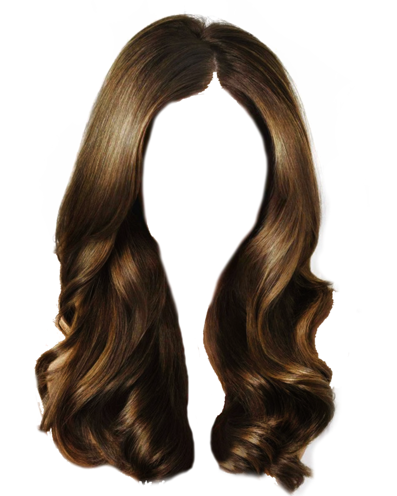 Brunette clipart hair color Graphic art transparent clipart Hair