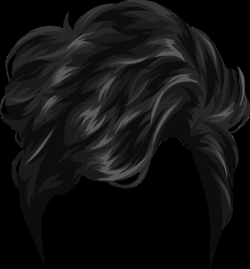 Dark Hair clipart just hair Thirty Hair Photos five Gallery