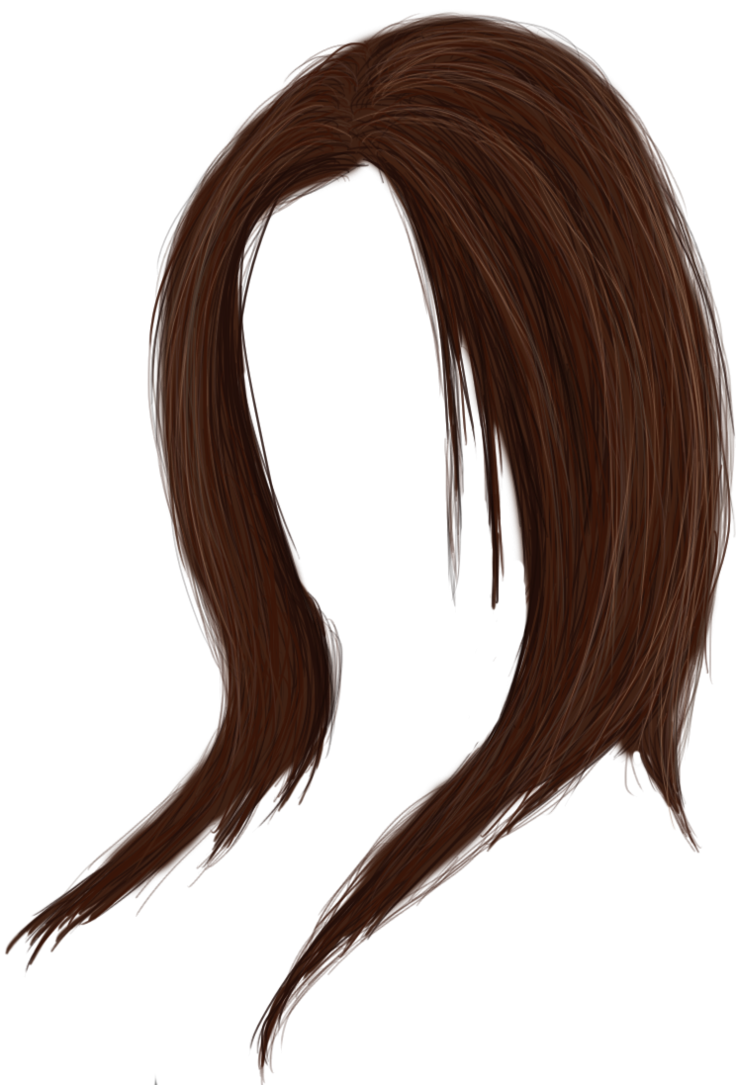 Hair clipart transparent background By Hair noBACKS Photos Forty