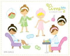 Hair clipart utensil Styling Printable on items Styling