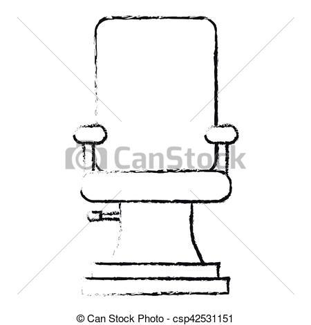 Hair clipart utensil Design supply Clipart theme chair