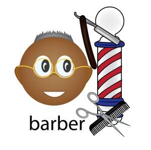 Hair clipart utensil Clip Image: Including Of Barber