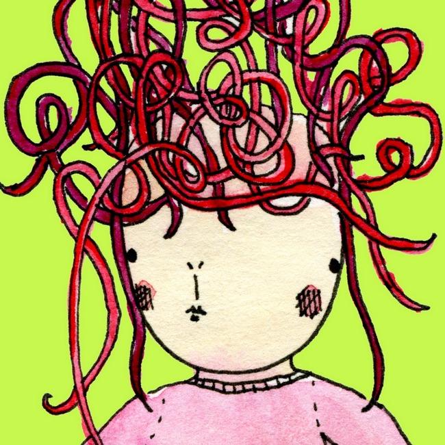 Hair clipart wacky hair #10522 Crazy Crazy Clipart Favorite