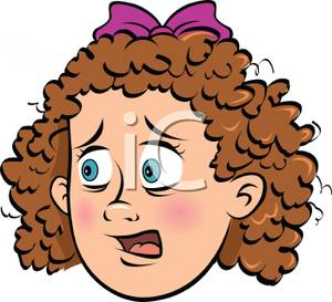 Woman clipart curly Free Clipart Clipart Images Panda