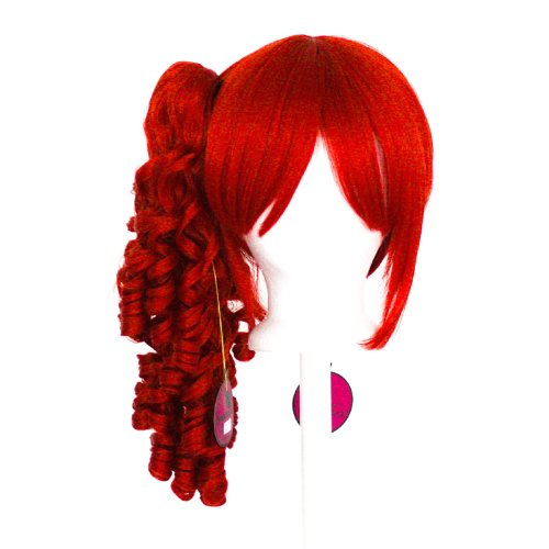 Red Hair clipart wig #6