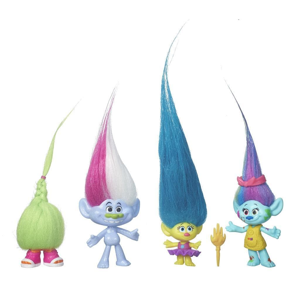 Hair clipart wild hair  Trolls DreamWorks HasbroToyShop Pack