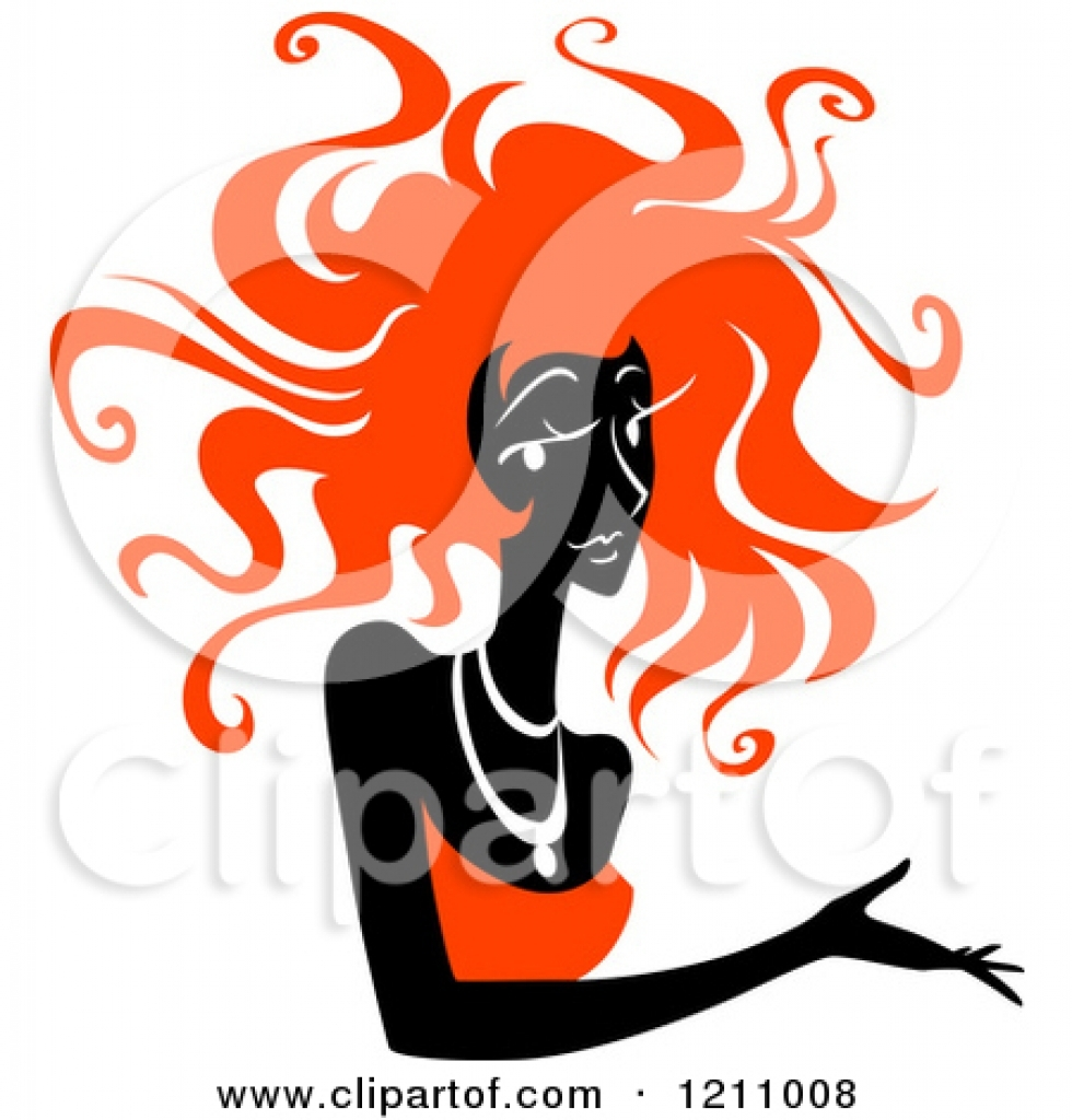 Hair clipart wild hair Seamartini X hair 470 wild