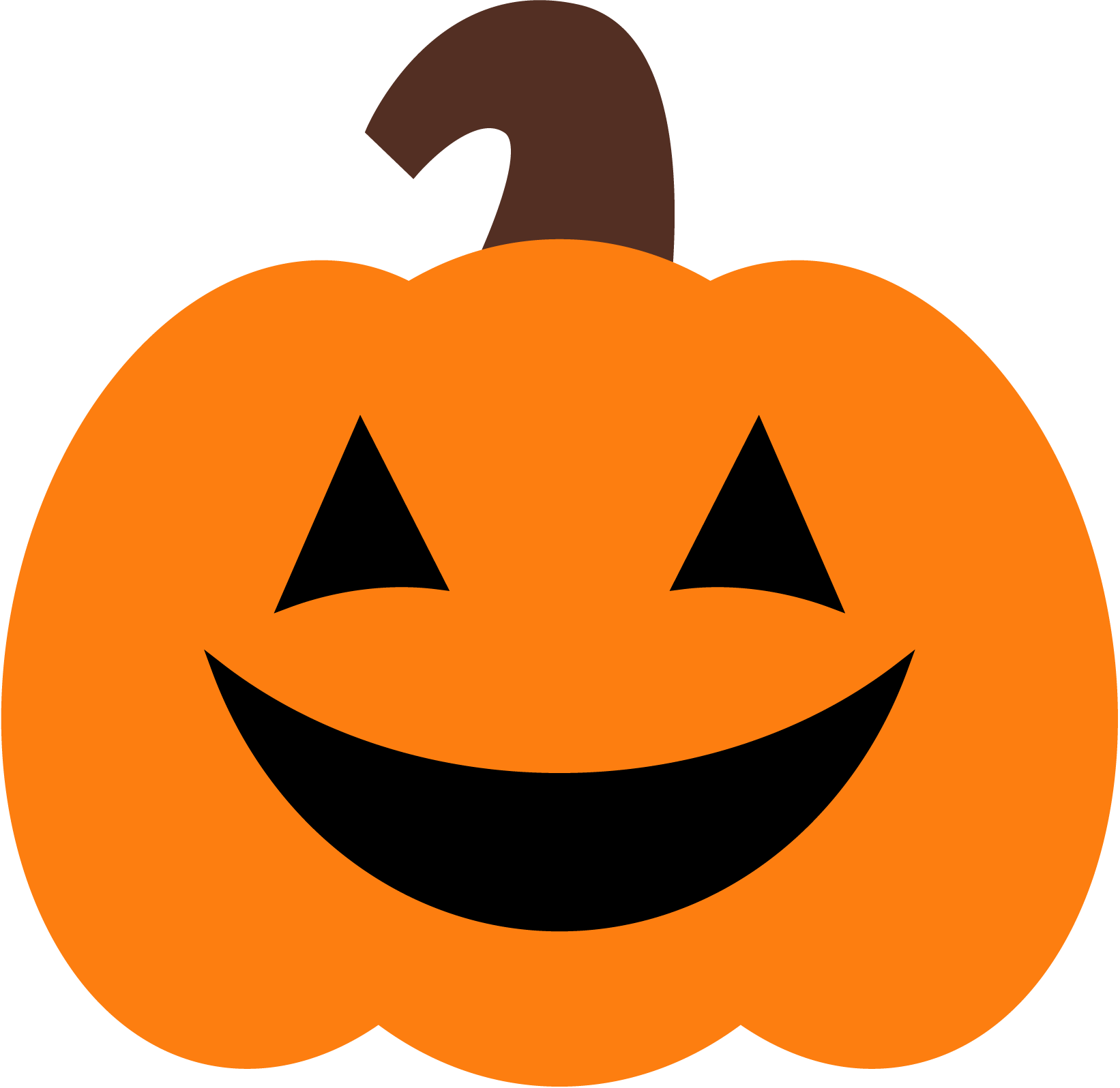 Pumpkin clipart Halloween free revidevi wordpress clipart