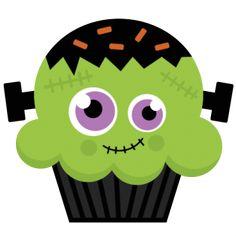 Halloween clipart bake sale Halloween – Halloween Cupcake Cupcake