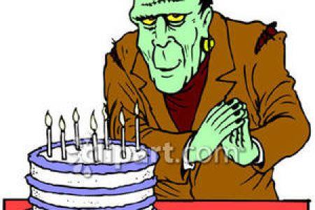 Halloween clipart birthday cake  image clipart Halloween Car