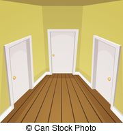 Hallway clipart 349 and of illustration