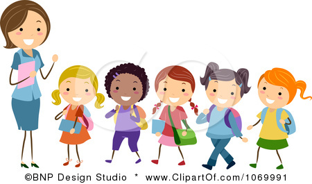 Hallway clipart animated Clipart Students clipart walking in
