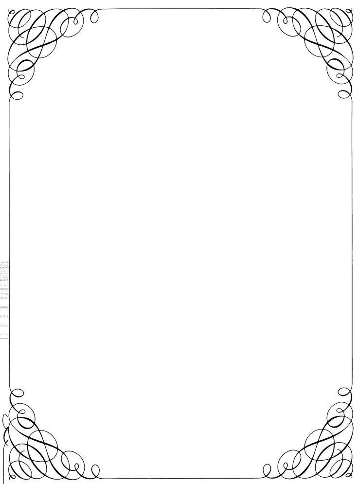 Pillow clipart night Collection borders Frames page clipart