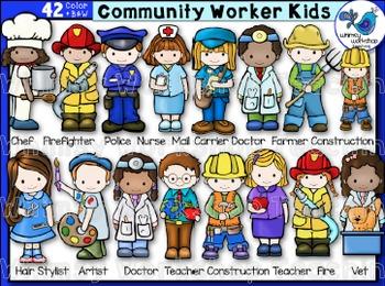 Community clipart childhood Community Kids (42 graphics) Community