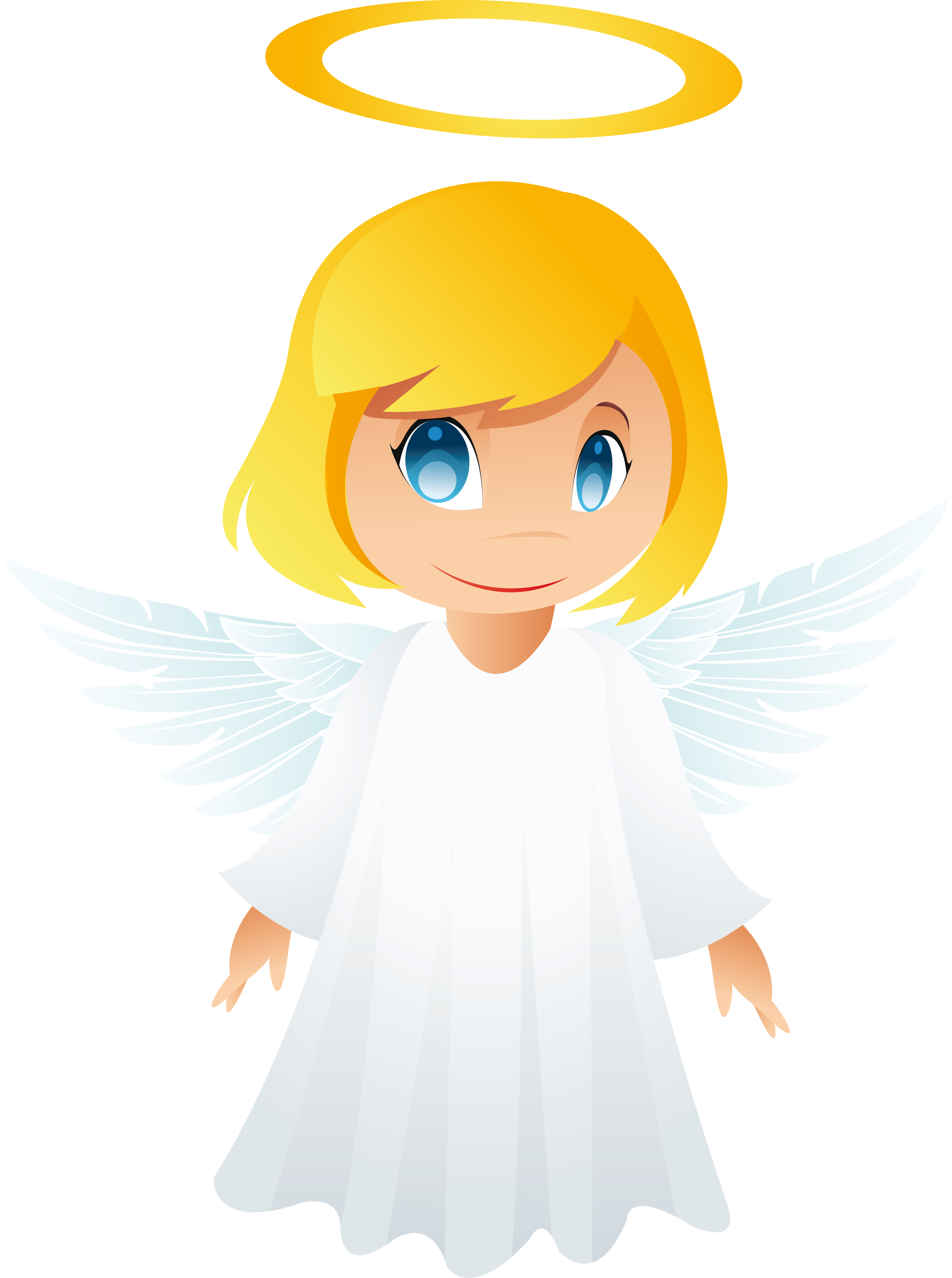 Angel clipart cute Beautiful clipart angel Angel and
