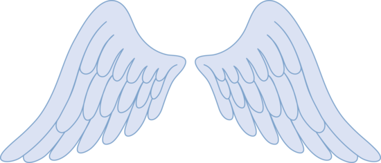 Halo clipart baby angel wing Baby Clipart Angel Wings Wings