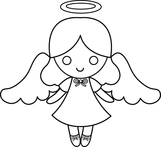 Dark Angel clipart boy angel Collection Angel and angel white