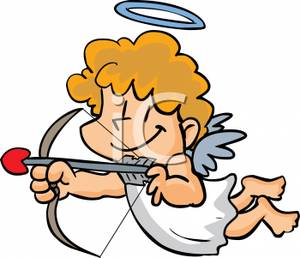 Halo clipart cartoon Halo With  Cupid Clipart