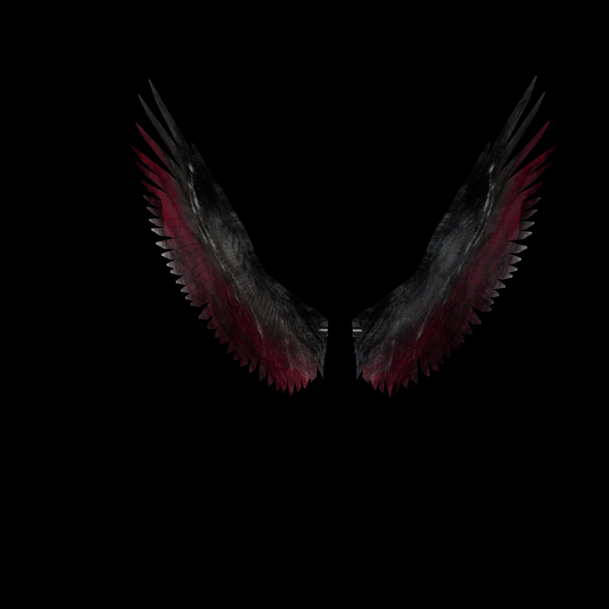 Halo clipart dark angel Bay Wings Clipart Fallen Clipart