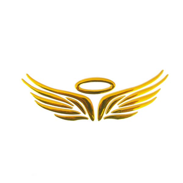 Halo clipart free wing  golden Clip Art 79