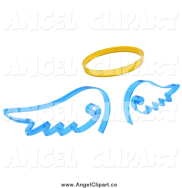 Halo clipart free wing Clipart Bay Wings Halo Angel