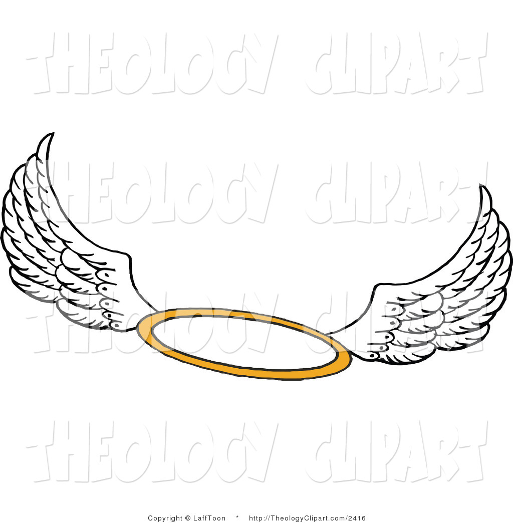 Halo clipart free wing Wings a Art Wings with