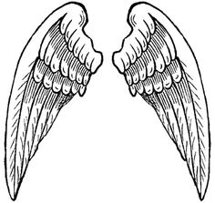 Halo clipart free wing Clipart Wing art free Angel