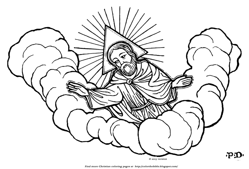 Heaven clipart god the father Trinity Trinity Bible The God