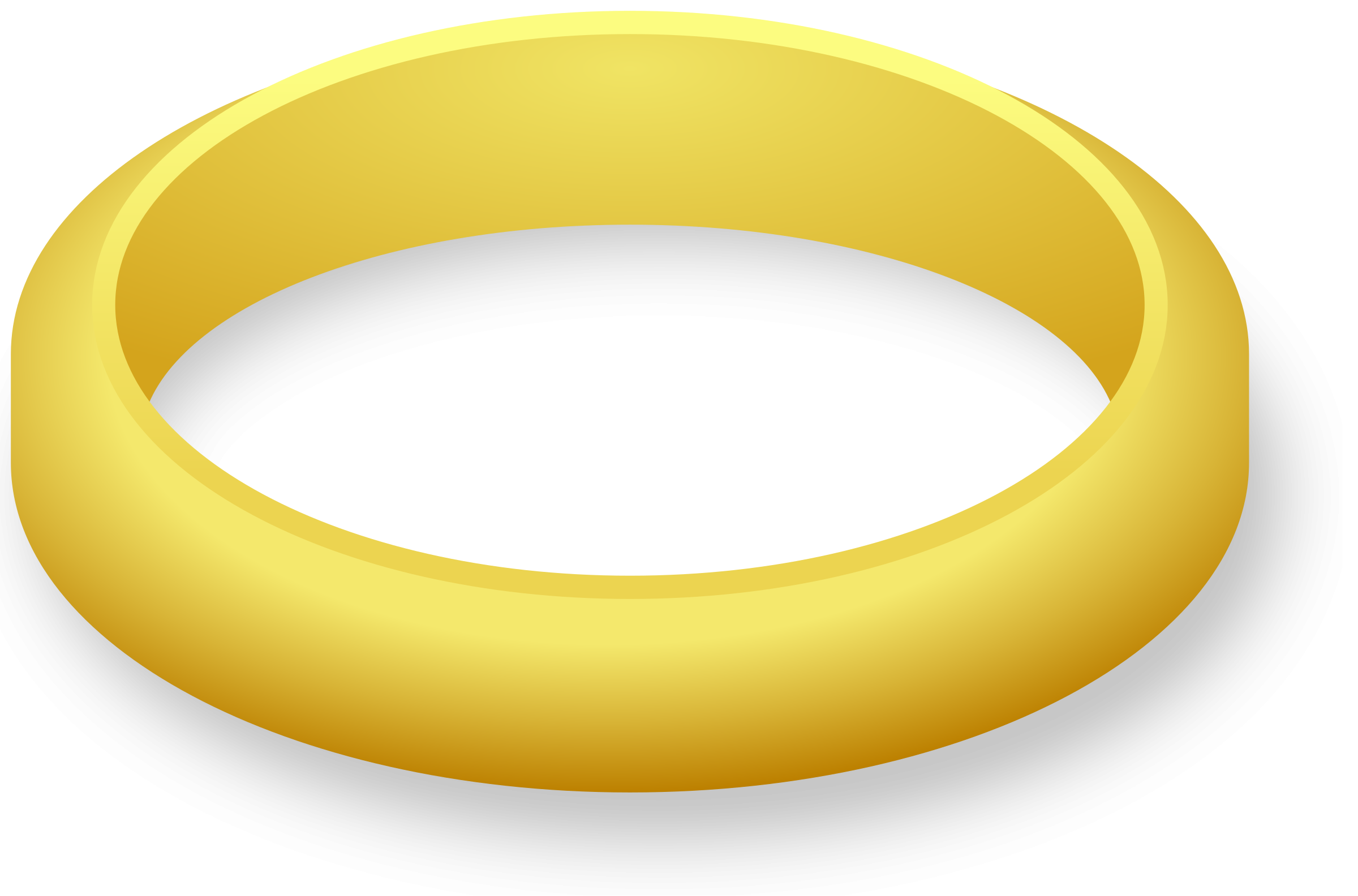 Halo clipart gold Clipartsgram rings com Angel clipart