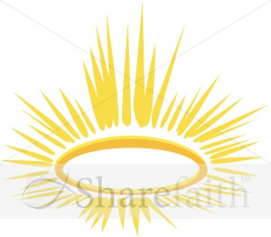 Halo clipart golden Clip Art Halo Gold