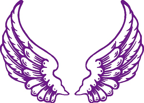 Halo clipart guardian angel Art http://www Free wings art
