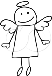 Halo clipart guardian angel My MAMMOGRAM I Clipart Guardian