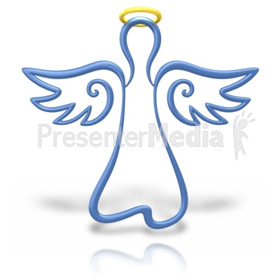 Halo clipart heavenly Clip Presentation Outline Clipart for