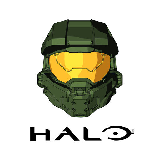 Halo clipart helmet Stickers Corporation Halo by Microsoft