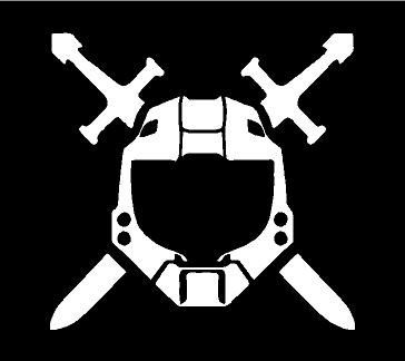 Halo clipart helmet Spartan Etsy and  pins