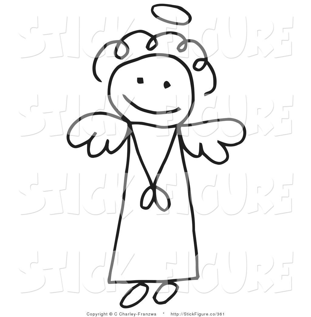 Angel clipart innocence Angel Angel Girl an Franzwa