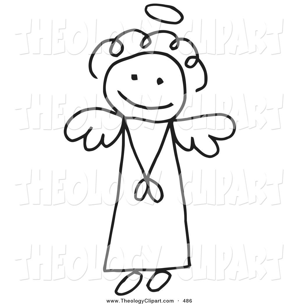 Angel clipart innocence A Black Halo a a